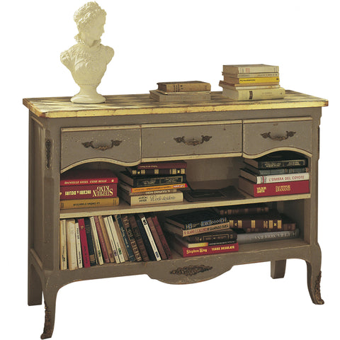 Art.495 – Melograno sideboard with drawers and shelves