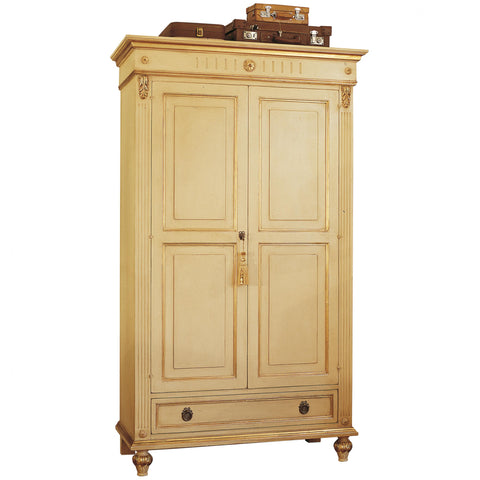 Art.802 - Opale wardrobe with 2 doors