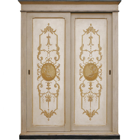 Art.506 - Greta wardrobe with sliding doors