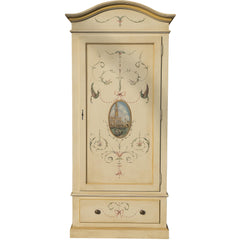 Art.846 – Canaletto wardrobe with decorations