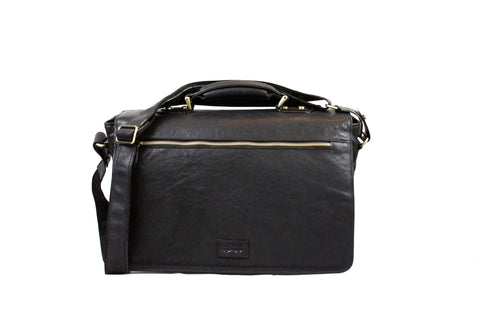Briefcase 6015 Black color