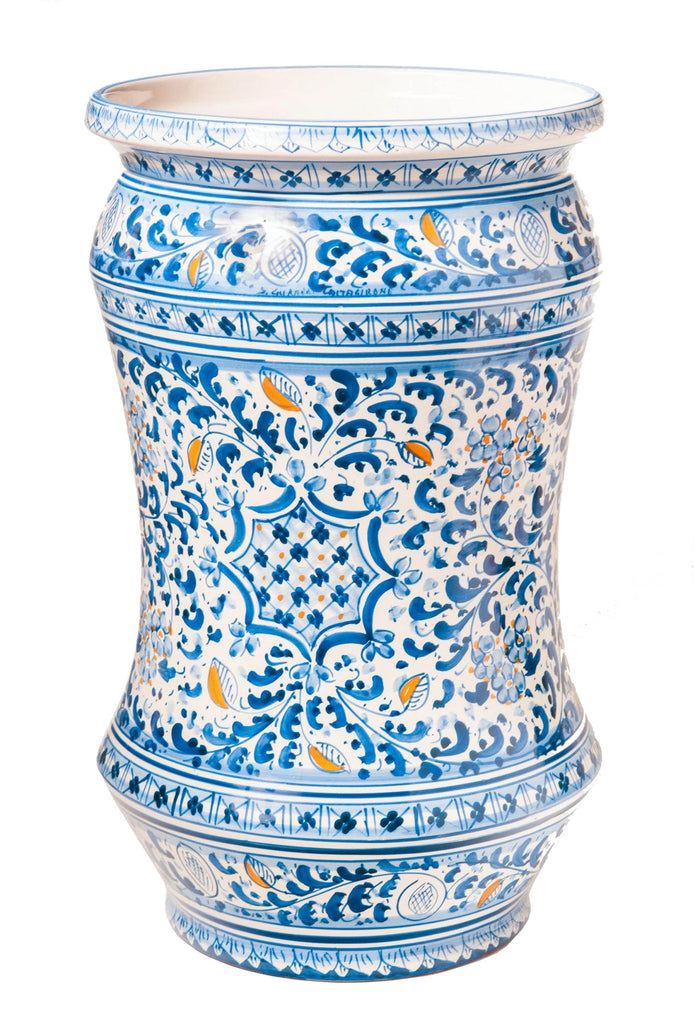 Umbrella stand h.50cm Blue