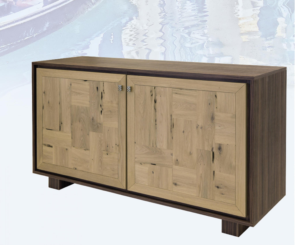 CREDENZA IN NOBILITATO E BRICCOLA