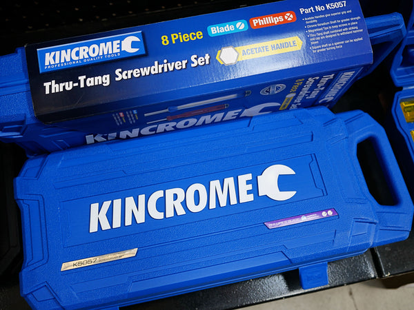 Kincrome K5057 Screwdriver Set Toolies Tool Specialists Sandgate Newcastle