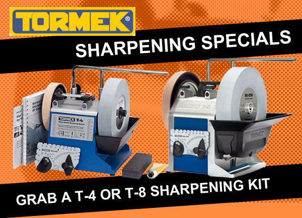 tormek sharpening system kits specials available at toolies newcastle