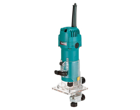 Makita 6.35mm Trimmer Product Code: 3707FC Toolies Tool Specialists Buy in Newcastle Sandgate