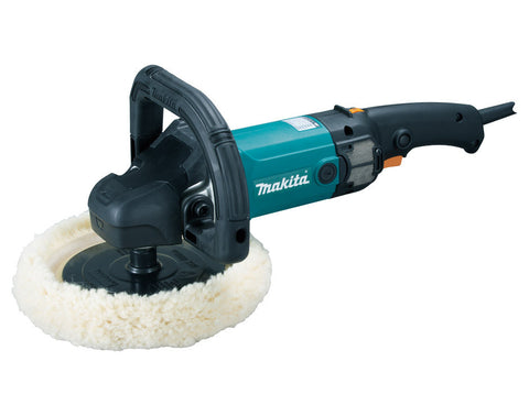 Makita 9237CB Electric 180mm Sander Polisher Toolies Tool Specialists Sandgate Newcastle