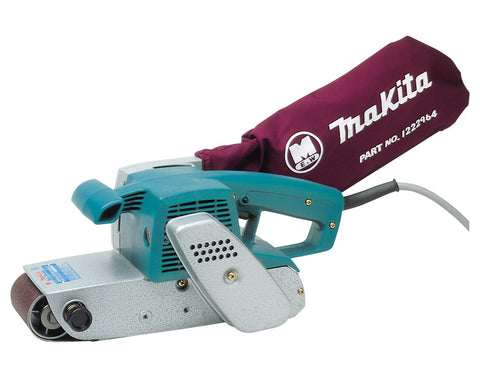 Makita 9924DB 76mm Belt Sander Toolies Tool Specialists Sandgate Newcastle