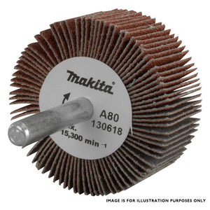 Makita 37275 Flap Wheel Buy power tool accessories in Newcastle at Toolies Tool Specialists Sandgate