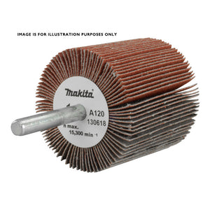 Makita 37384 Flap Wheel Buy power tool accessories in Newcastle at Toolies Tool Specialists Sandgate