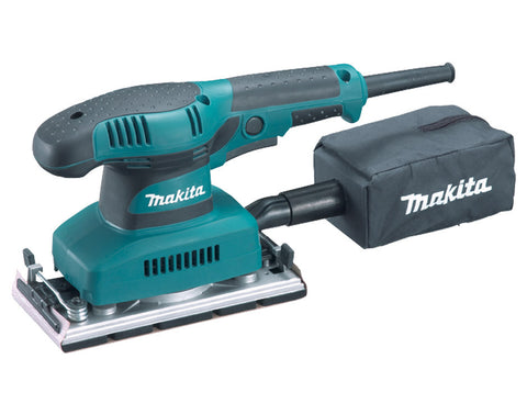 Makita BO3710X 1/3 Sheet Orbital Sander Toolies Tool Specialists Sandgate Newcastle