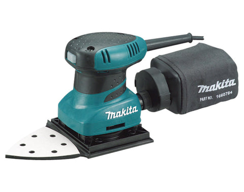 Makita BO4565K Finishing Sander Toolies Tool Specialists Sandgate Newcastle