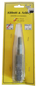 Toolies Tool Specialists Newcastle Sandgate Abbott & Ashby AASP150L Spindle Extension Left Hand for 150mm Bench Grinder