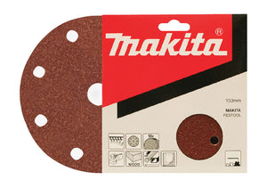 Makita 150mm Sanding Disc Random Orbital Sander Paper Buy Power Tools in Newcastle