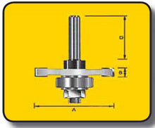 Stanley Truacut Router Bits Biscuit and Slotting Cutters TM7002/2 TM5002.5/2 TM5003.2/2 TM5004/2 TM5006.4/2 Toolies Tool Specialists Newcastle Sandgate