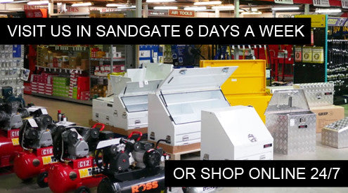 Buy tools in Newcastle at Toolies Tool Specialists Sandgate