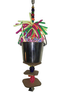 Bucket O Fun Bird Toy