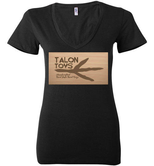 Talon Toys Ladies Deep V-Neck