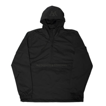 Stealth Anorak - Black
