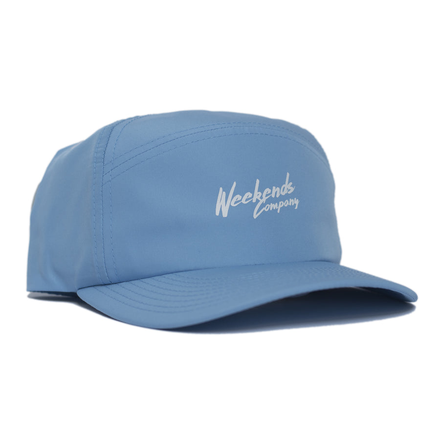 Paradise Hybrid 6-Panel - Electric Blue