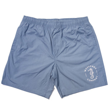 Hippocampus Short - Carolina Blue