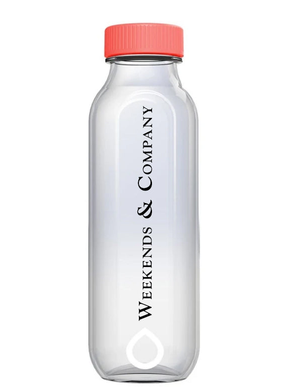 Weekends eCo Bottle (8 Colourways Available)