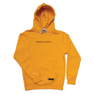 Classic Hoodie - Gold