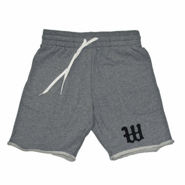 P.E. Terry Short Grey Heather