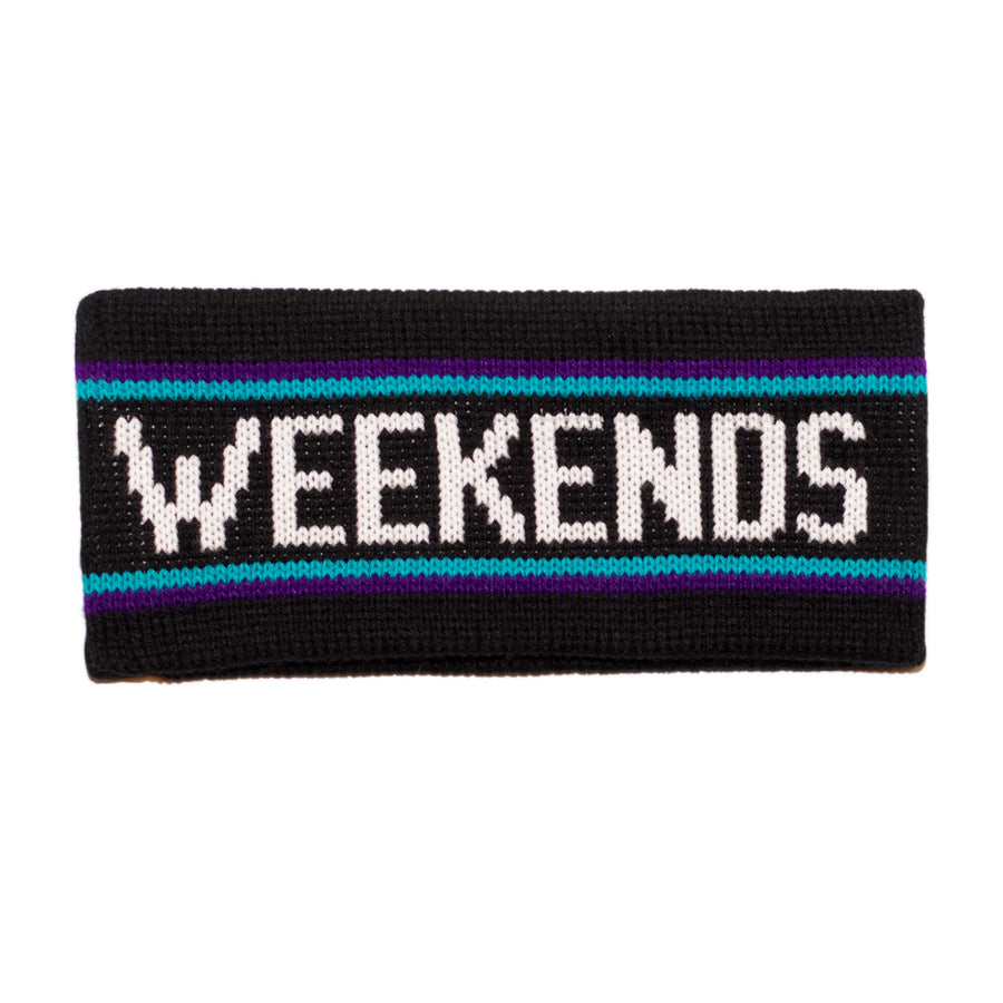 Flying V - Weekends Ear Warmer
