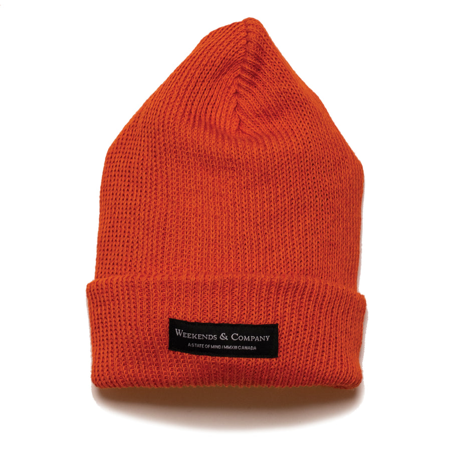 Weekends Beanie - Hunter