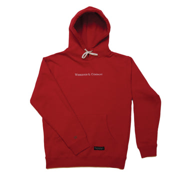 Classic Hoodie - Red