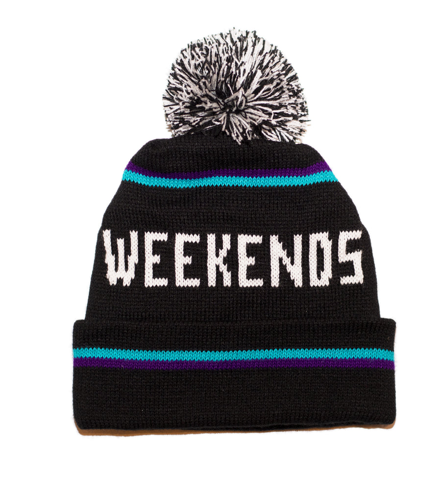 Flying V - Weekends Pom Toque