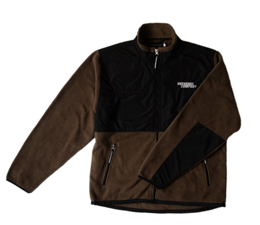 Everest Fleece - Chestnut Brown