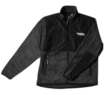 Everest Fleece - Charcoal Grey