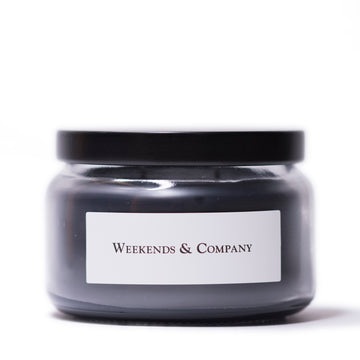 Weekends & Company Candle - Saturday Night