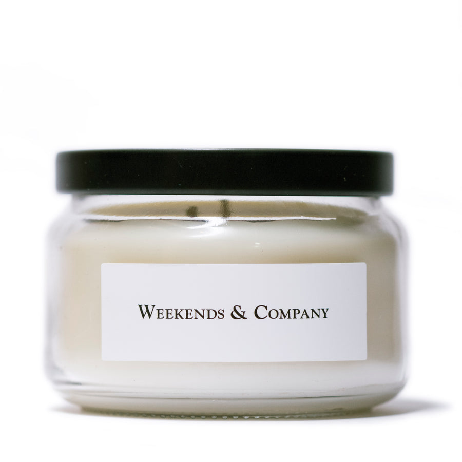 Weekends & Company Candle - Sunday Morning