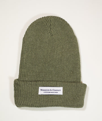 Weekends Beanie - Money