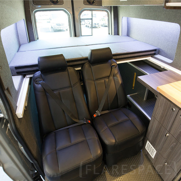 Flarespace For Mercedes Sprinters Ford Transits And