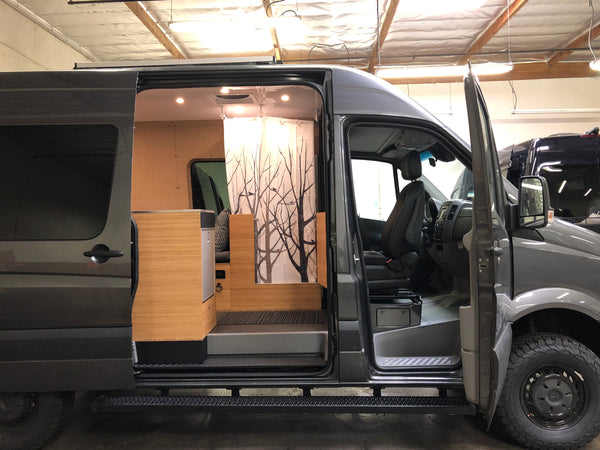 """Sierra Nevada"" Mercedes Sprinter 4x4"