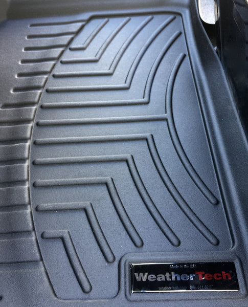 WEATHERTECH Extreme Duty FloorLiner for Mercedes Benz Sprinter Camper Vans by GR GEAR