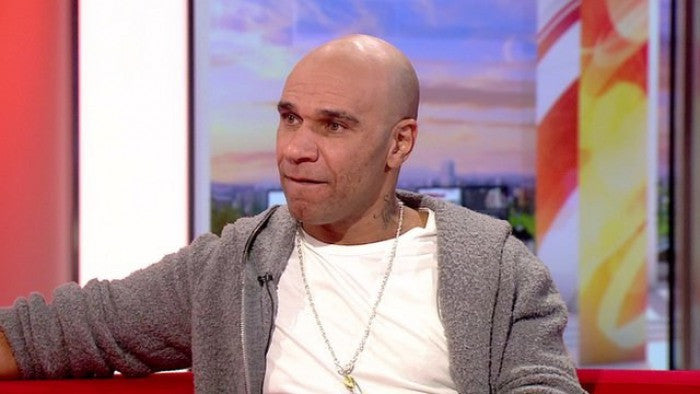 Drum and Bass star Goldie: Yoga saved my life - BBC Breakfast News