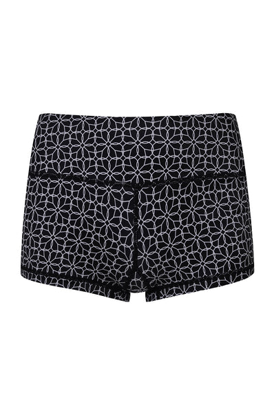 Small Scale High Waisted Yoga Short
