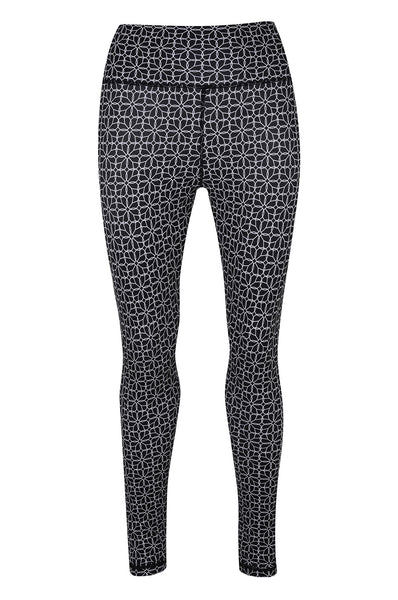 Small Scale High Waisted Legging