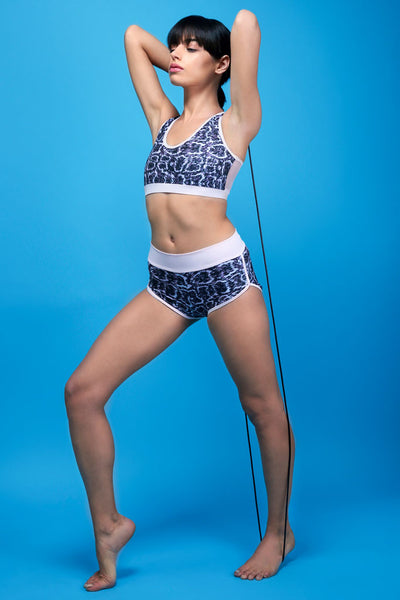 Hot Yoga Retro Short