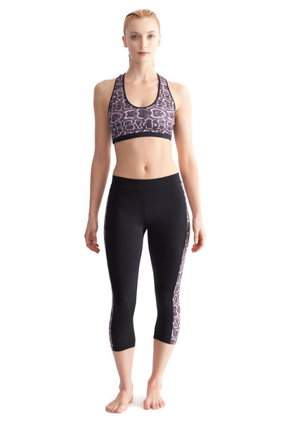 Carly Racerback Sports Bra