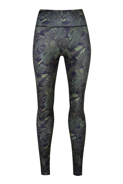 Jungle High Waisted Legging