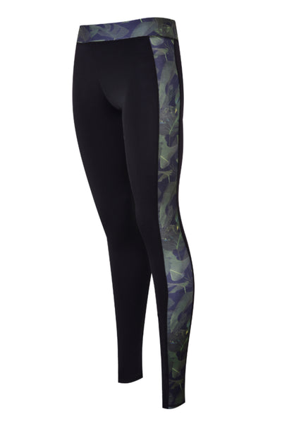 Jungle Natural Waist Legging