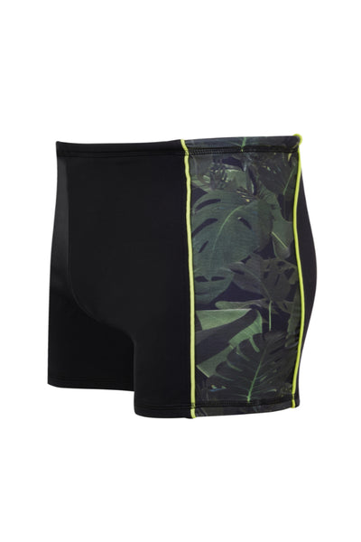 Jungle Panelled Short