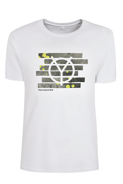 White Graffiti Icon T-Shirt
