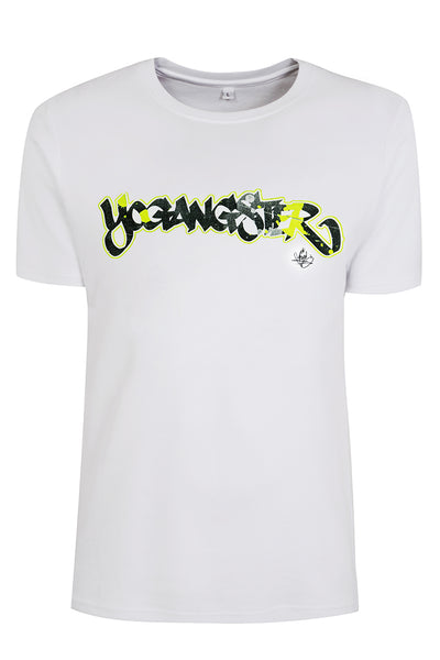 Graffiti Yogangster T-Shirt